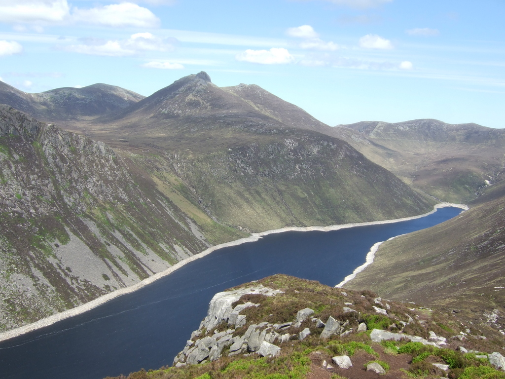 the mourne mountains information on northern irelands finest
