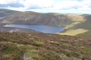 Lough Shannagh from Doan